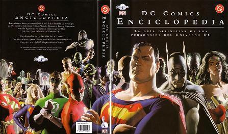 ENCICLOPEDIA UNIVERSO DC Y MARVEL. Edc
