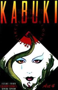 Kabuki - Circle Of Blood